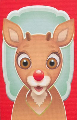 Rudolph (Various), Pack of 25 Tracts   -