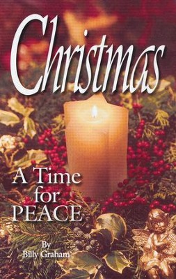 Christmas: A Time for Peace (NKJV), Pack of 25 Tracts   -