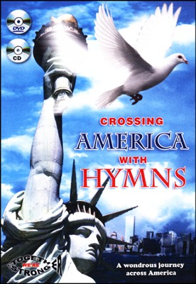 Crossing America with Hymns--DVD and CD   -     By: David & The High Spirit