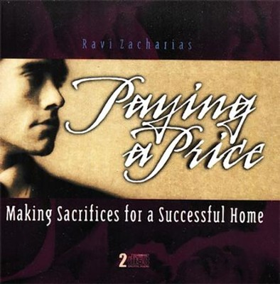 Paying a Price - CD   -     By: Ravi Zacharias