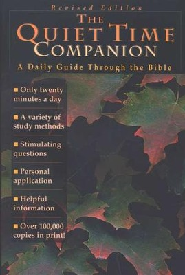 The Quiet Time Companion   -     Edited By: Ro Willoughby