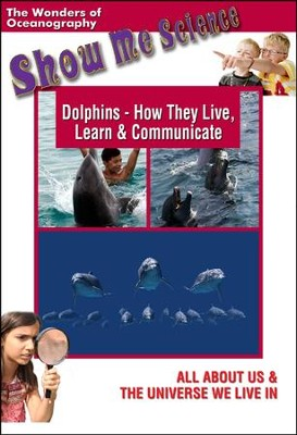 Dolphins: How They Live, Learn & Communicate DVD  -