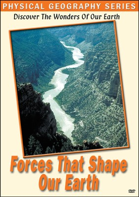 Physical Geography: Forces That Shape Our Earth DVD  -