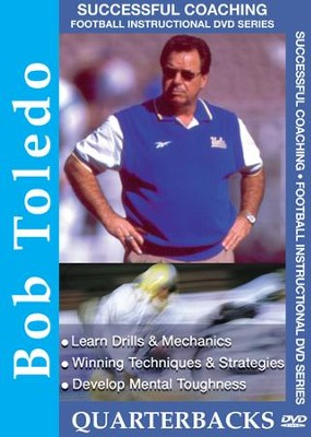 Bob Toledo: Quarterbacks DVD  -
