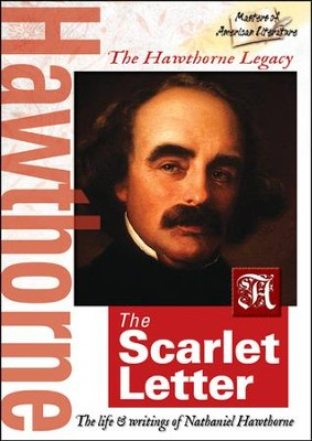 The Hawthorne Legacy - The Scarlet Letter DVD  -