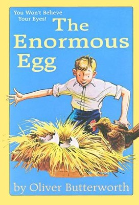 The Enormous Egg   -     By: Oliver Butterworth