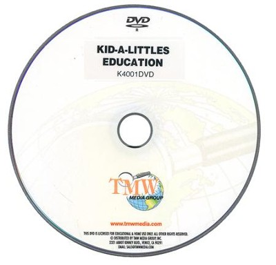 Kid-a-Littles: The Value of a Good Education DVD  -