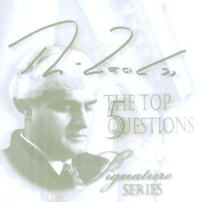 The Top Five Questions - CD   -     By: Ravi Zacharias
