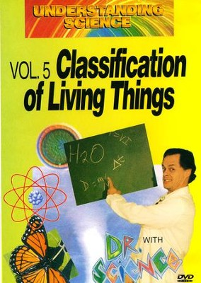 Understanding Science: Classification of Living Things DVD  -