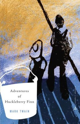 The Adventures of Huckleberry Finn: (A Modern Library E-Book) - eBook  -     By: Mark Twain