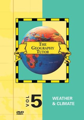 Geography Tutor: Wear & Climate DVD  -