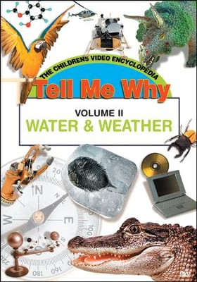 Tell Me Why: Water and Weather DVD  -