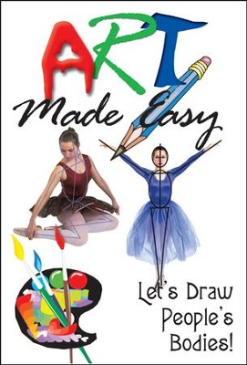 Art Made Easy: Let's Draw People's Bodies! DVD   -
