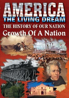 Growth Of A Nation DVD  -