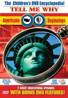 Tell Me Why: Americana & Beginnings DVD  -