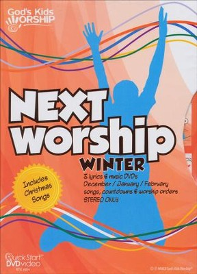 Next Worship Winter Quarter (Dec-Feb)   -
