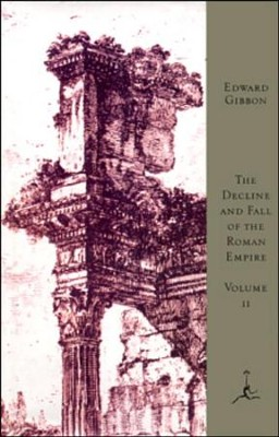 The Decline and Fall of the Roman Empire, Volume II: A.D. 395 to A.D. 1185 (A Modern Library E-Book) - eBook  -     Edited By: J.B. Bury     By: Edward Gibbon, Daniel Boorstin     Illustrated By: Gian Battista Piranesi