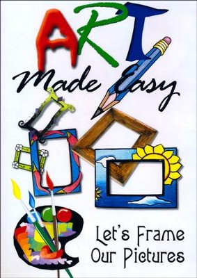 Art Made Easy: Let's Frame Our Pictures DVD   -