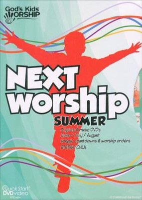Next Worship Summer Quarter (June-Aug)   -