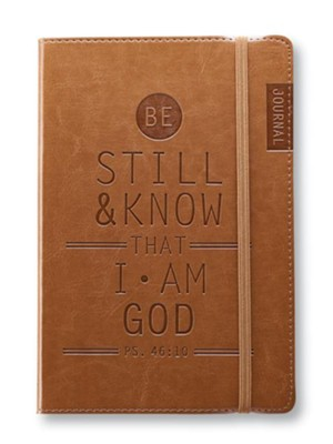 Be Still & Know (Ps. 46:10)   -