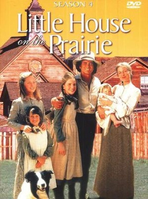 Little House on the Prairie: Season 4, DVD  -