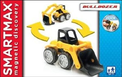 SmartMax Power Vehicles - Bulldozer  -