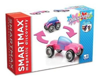 SmartMax Power Vehicles - Pink & Purple  -
