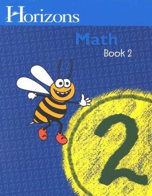 Horizons Math, Grade 2, Student Workbook 2   -     By: Alpha Omega