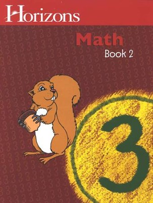 Horizons Math, Grade 3, Student Workbook 2   -     By: Alpha Omega