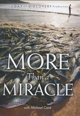 More Than a Miracle - DVD  -