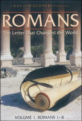 Romans: The Letter That Changed the World, Vol. 1, Chapters 1-8 - DVD  -