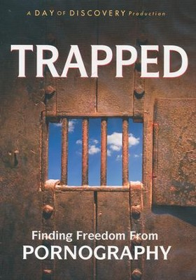 Trapped: Finding Freedom From Pornography - DVD  -