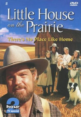 Little House on the Prairie: There's No Place Like Home, DVD   -