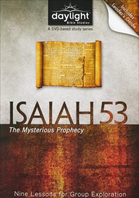 Isaiah 53: The Mysterious Prophecy, DVD with Leader's Guide    -     By: Day of Discovery