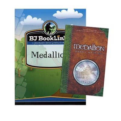 BJU BookLinks Grade 4: Medallion, Teaching Guide & Novel    -