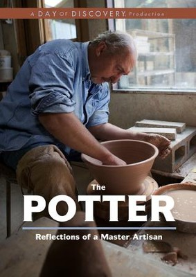 The Potter: Reflections of a Master Artisan, DVD   -     By: David Blakeslee