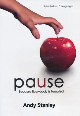 Pause, DVD   -     By: Andy Stanley