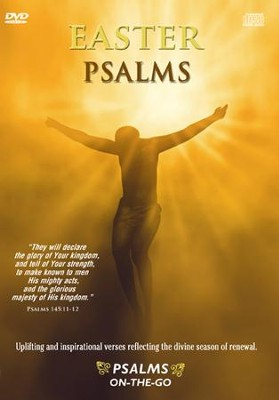 Psalms for Easter Volume 2 DVD & CD  -     By: David & The High Spirit
