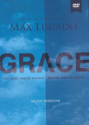 Grace, DVD Only  -     By: Max Lucado