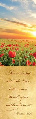 This is the Day the Lord Has Made (Psalm 118:24) Bookmarks, 25  -