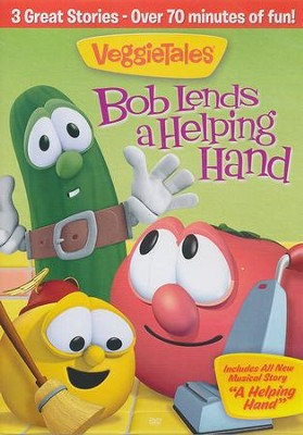 Bob Lends a Helping Hand, DVD   -