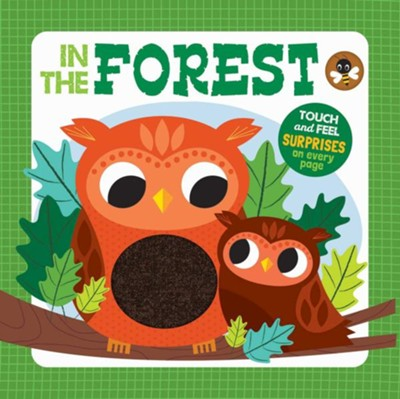 In The Forest  -     By: Natalie Marshal     Illustrated By: Natalie Marshal
