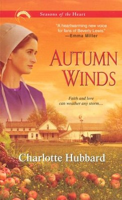 Autumn Winds, Seasons of the Heart Series #2   -     By: Charlotte Hubbard