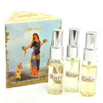 Three Biblical Mothers Perfumes  -