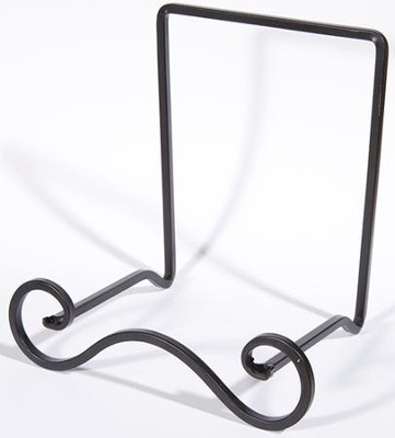 Display Stand: Scrolled Metal  -