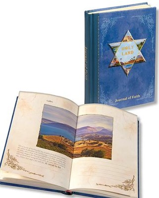 Holy Land Tour Journal  -