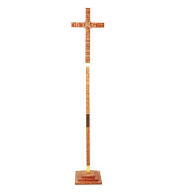 Old Rugged Processional Cross  -
