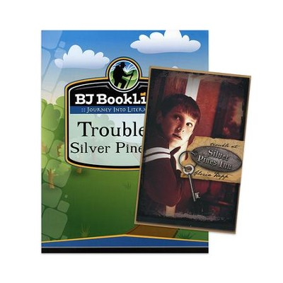 BJU BookLinks Grade 6: Trouble at Silver Pines Inn,  Teaching Guide & Novel  -     By: Gloria Repp