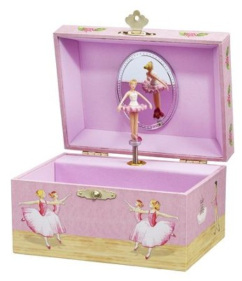 Ballerina Jewelry Box   -