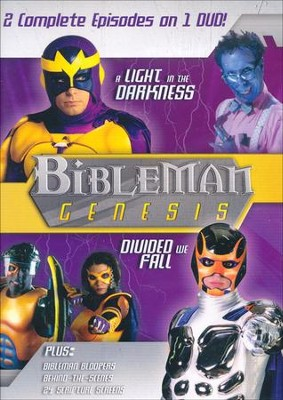 Bibleman Genesis: A Light in the Darkness / Divided We Fall, DVD   -